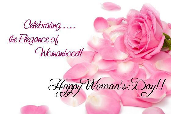Womens Day Greeting card بوستات ومنشورات عيد المرأة العالمي 2016 women's day posts