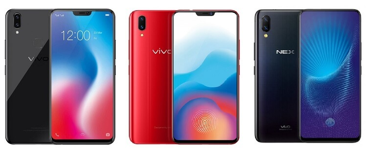 Shaping the Future: Evolution of Vivo Devices