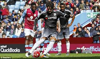Aston Villa vs Chelsea 0-4 Video Gol & Highlights