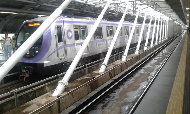Usuários reclamam de mau cheiro na Linha 5-Lilás do Metrô