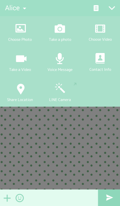 Green Dot theme