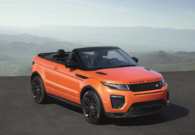 2017 Range Rover Evoque Convertible Price 2017 Range Rover Evoque Convertible Review 2017 Range Rover Evoque Convertible Release Date