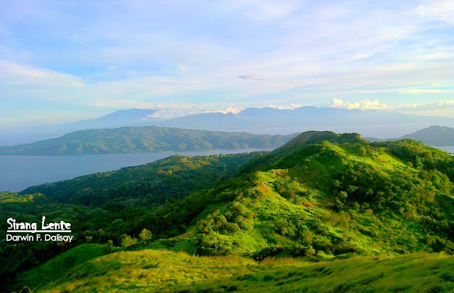 Mountains in Batangas