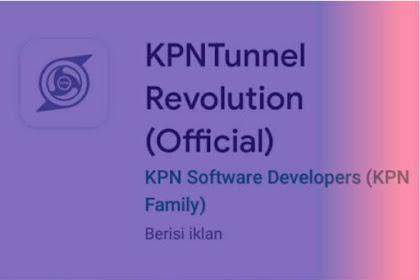 KPNTunnel Rev - Cara Atasi Ekspor File Config yang Tidak Ditemukan