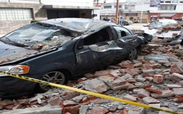 'Si tan sólo la alarma hubiera sonado', relata víctima de sismo