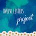#Project Twelve Letters: Uma carta de agradecimento