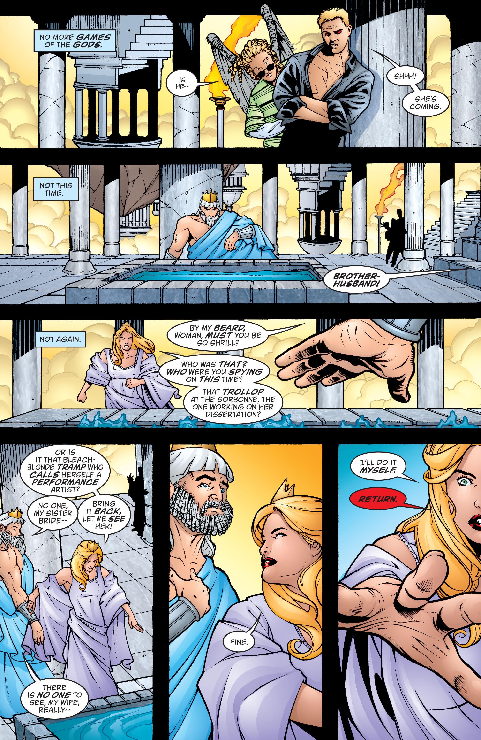 Read online Wonder Woman (1987) comic -  Issue #200 - 9