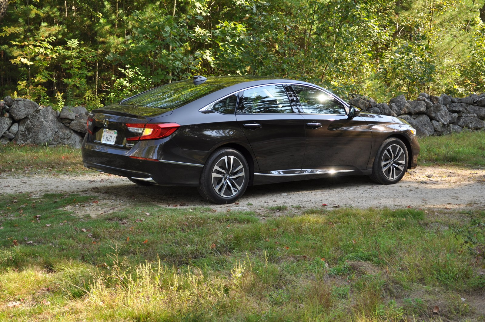 2019 honda accord hybrid touring owners manual