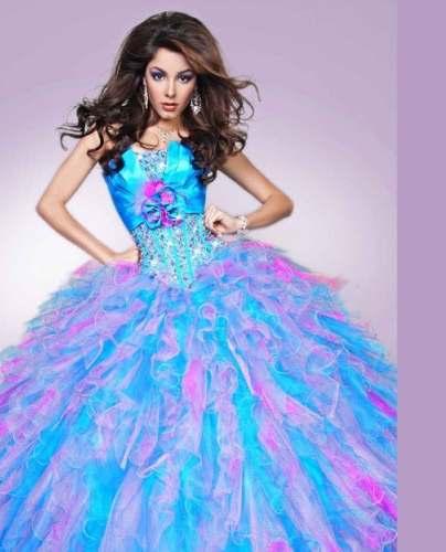 ddf86bd94 vestidos de xv años  2016