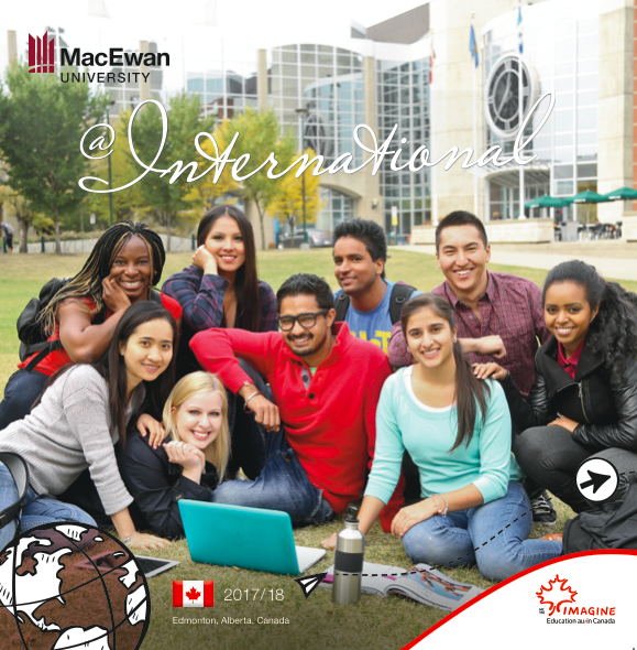 MacEwan University - Study, Work and Live in Alberta, Canada!