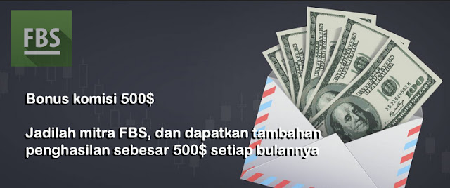 Bonus Akun Mitra FBS