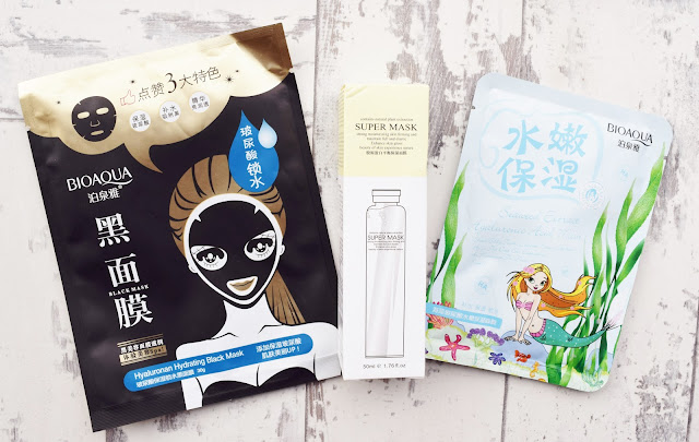 BioAqua Sheet Masks