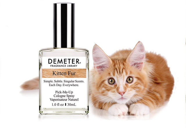 Wah!..Pecinta Kucing Wajib Coba! Parfum Wangi Leher Kucing