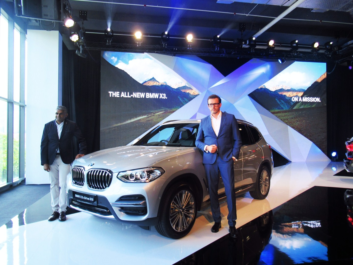 Motoring-Malaysia: The All-New Third Generation BMW X3 Has
