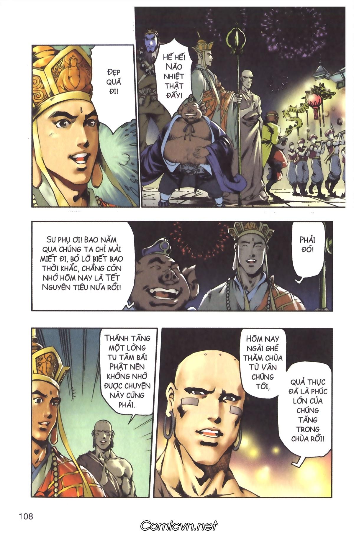 Tây Du Ký màu - Chapter 126 - Pic 19