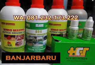 Jual SOC HCS, KINGMASTER, BIOPOWER Siap Kirim Banjarbaru