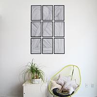 http://www.ohohdeco.com/2015/03/diy-easy-wall-art.html