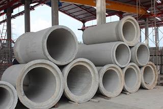 harga pipa beton megacon
