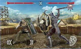 Mortal Blade 3D Apk