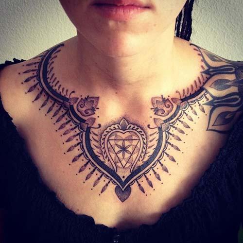 kadın maori tribal dövmeleri woman maori tribal tattoos 18