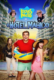 Luccas Neto em: O Hotel Mágico - HDRip Nacional