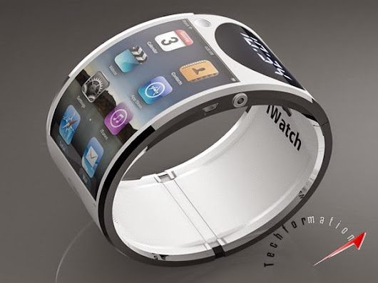 Techformation: iWatch Concept from Apple