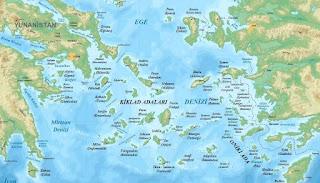 Ege Adaları Hakkında Bilgi