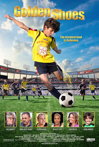Golden Shoes, A Feel Good Soccer Movie About Believing in Goals