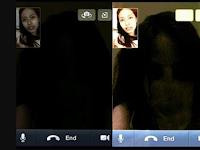 Video Call Dengan Hantu, Gadis Ini Terkejut