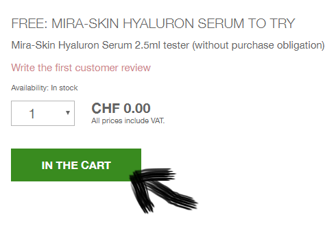 احصل على عينة مجانية من كريم Mira Skin تصلك إلى باب بيتك