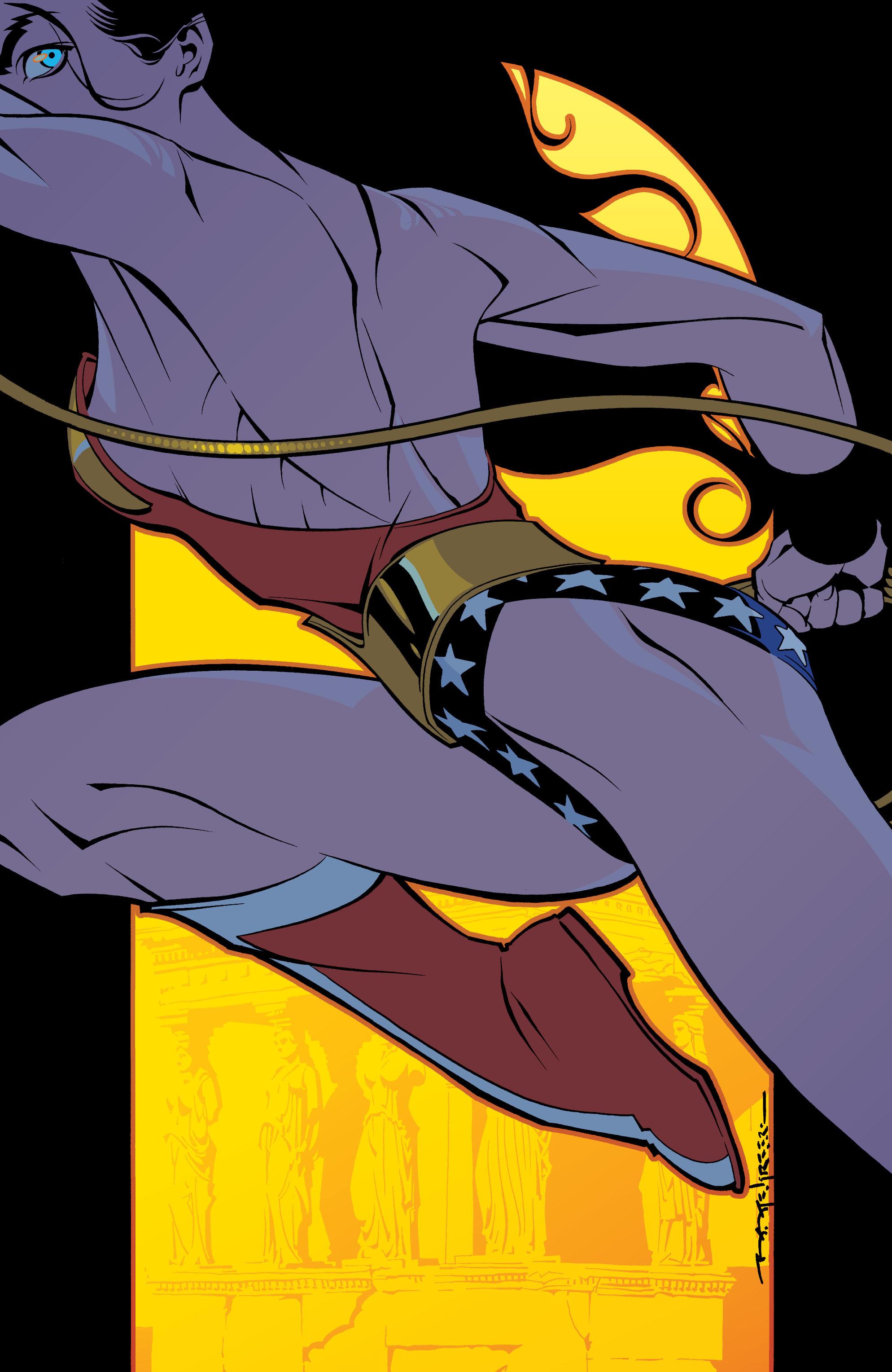 Read online Wonder Woman (1987) comic -  Issue #200 - 36