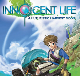 Game Innocent Life A Futuistic Harvest Moon ISO High Compress PPSSPP