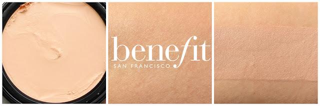 BENEFIT - Boi Ing - Airbrush Concealer - Swatche