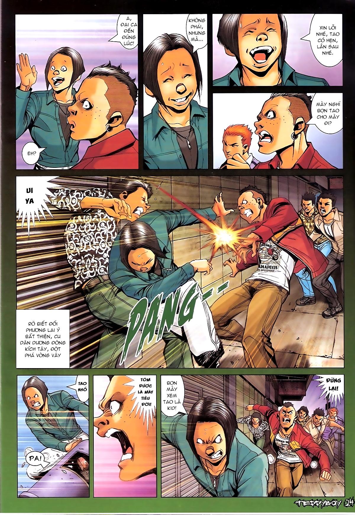 Người Trong Giang Hồ - Chapter 1353: Ông là ai - Pic 21