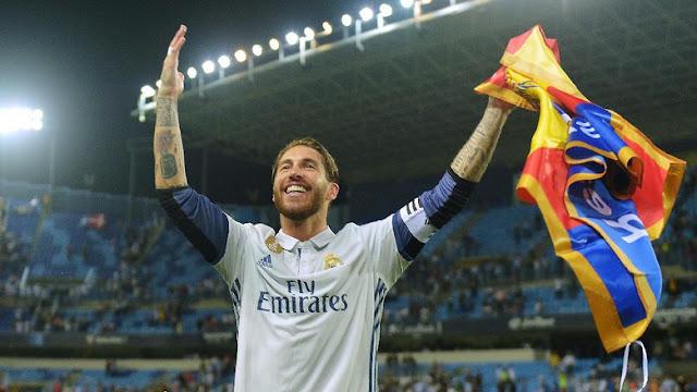 Sergio Ramos Membidik Ballon d'Or