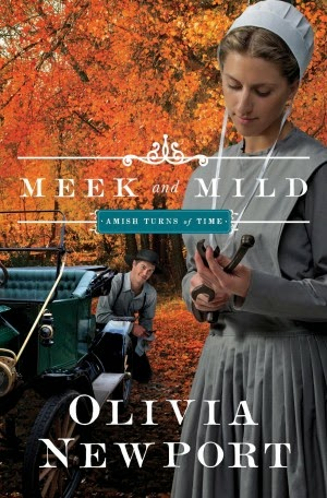 BookReview Meek and Mild by Olivia Newport