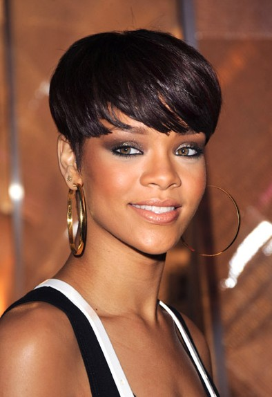 Short Haircuts For Black Women Easy Hairstyles For Short