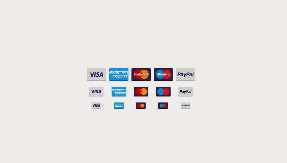 Payment Card Icons(PNG)