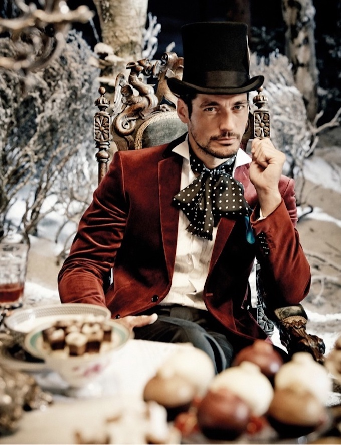 David Gandy Marks and Spencer, David Gandy Marks and Spencer Holiday