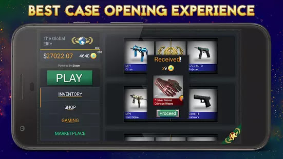 Case Simulator Hero for CSGO Apk