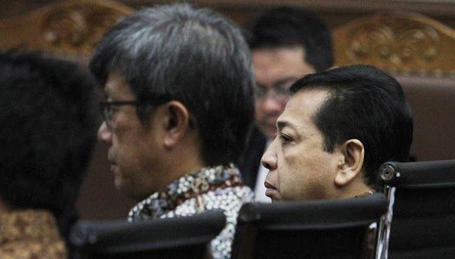 KPK Bantah Ada SPDP Baru untuk Setya Novanto