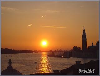 venise venice venezia luna baglioni lever soleil