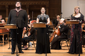 Stuart Jackson, Ana Maria Labin, Helen Sherman - Don Giovanni - Classical Opera - photo Benjamin Ealovega