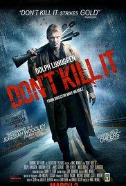 Dont Kill It 2016