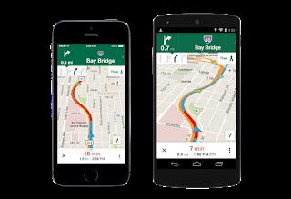 Okostelefon GPS navigáció szoftver