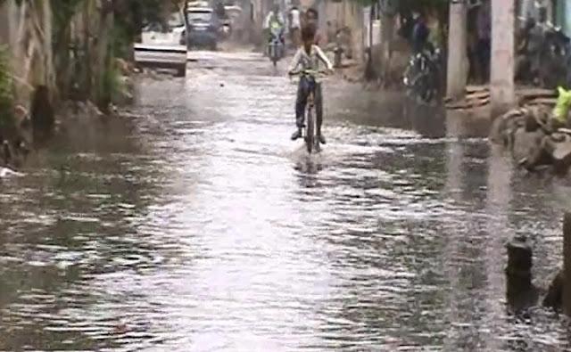 waterlogging-sgm-nagar-badkhal-constituency-faridabad