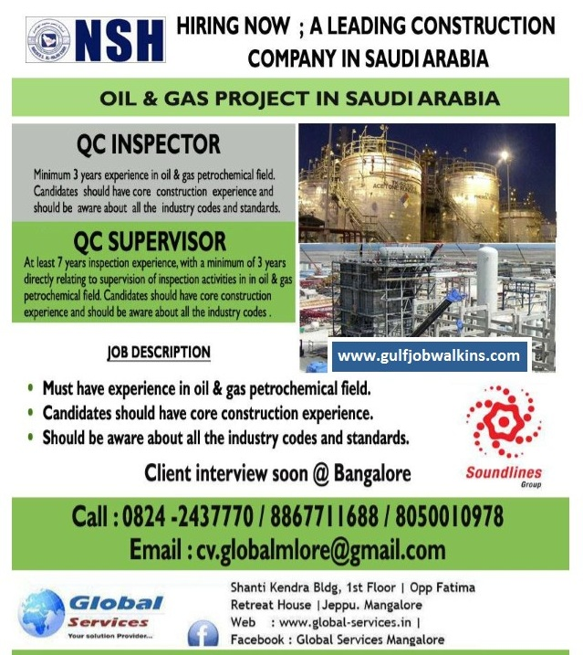 Gas Companies: Kuwait Oil And Gas Companies Jobs