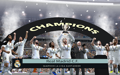 PES 6 Trophy LaLiga Santander by Pato_Lucas18