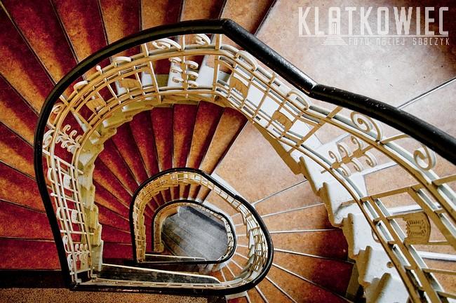 Bytom: powiadają - schody, jak schody