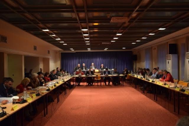 Συνεδρίαση του Περιφερειακού Συμβουλίου Πελοποννήσου στις 15 Νοεμβρίου